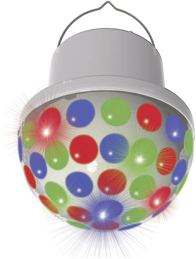 LED-Moonflower LED-lichteffect Aantal LED's:6 x