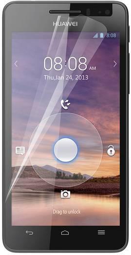 Huawei Huawei Ascend G615 displaybeschermfolie Screenprotector (folie) Geschikt voor model (GSM's): Huawei Ascend G615,