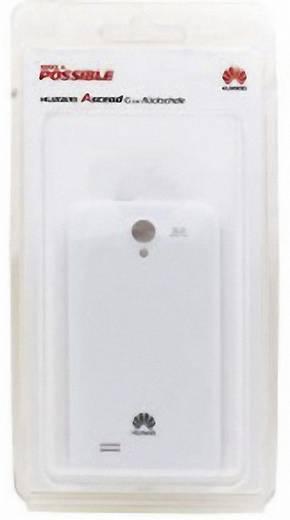Huawei Akkudeckel GSM backcover Geschikt voor model (GSM's): Huawei Ascend G330 Wit