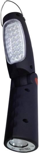 HP Autozubehör 28026 21+5LED Akku Arbeitsleuchte LED Werklamp werkt op een accu