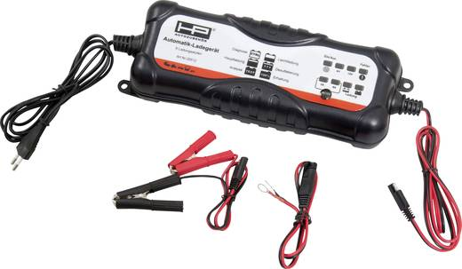 Druppellader HP Autozubehör Smart 6 6 V, 12 V 2 A 4 A