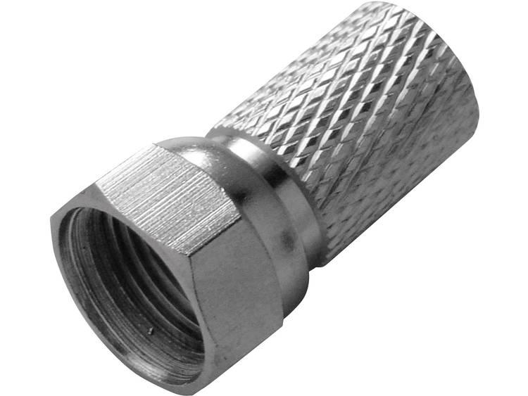 Schwaiger F-stekker FST7510 241 7,5 mm, 10 stuks