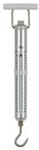 Kern Veerweegschaal Weegbereik (max.) 5 kg Resolutie 50 g