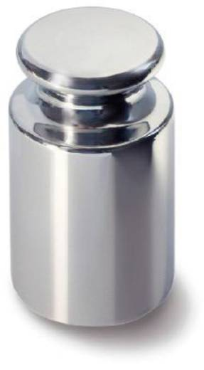 Kern 307-03 E1 gewicht, 5 g roestvrij staal