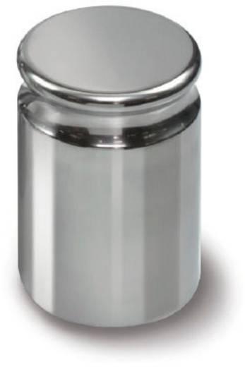 Kern 316-03 E2 gewicht 5 g compacte vorm met uitsparing, roestvrij staal gepolijst