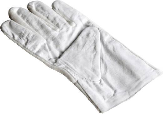 Kern Handschoen, leer/katoen, 1 paar