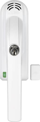 ABUS DIN vänster ABFG68077 Venstergreep met alarm Wit 110 dB
