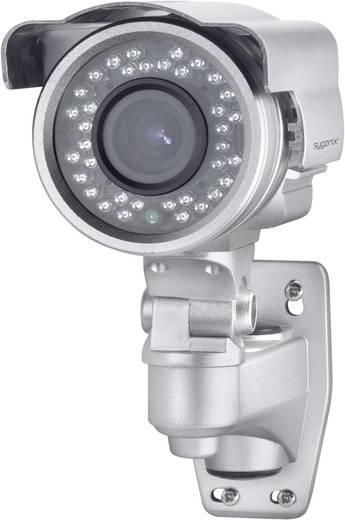 CCD-kleurencamera, 700 beeldlijnen, 4 - 9 mm