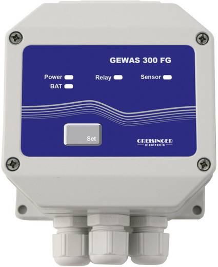 Watermelder zonder sensor werkt op het lichtnet Greisinger 600656 GEWAS 300 FG