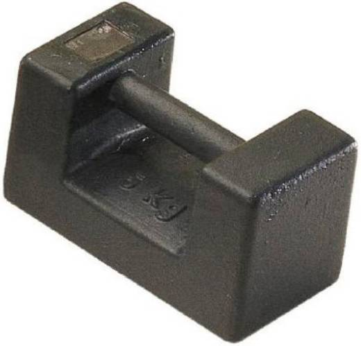 Kern 346-06 M1 blokgewicht 5 kg roestvrij staal