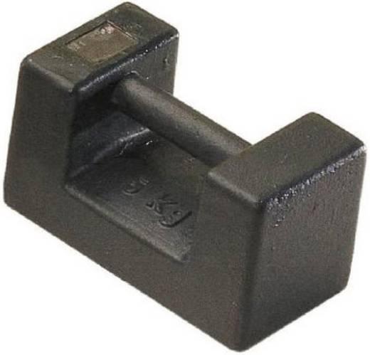 Kern 346-08 M1 blokgewicht 20 kg roestvrij staal