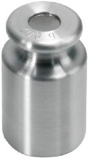 Kern 347-02 M1 gewicht 2 g roestvrij staal fijngedraaid