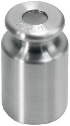Kern 347-08 M1 gewicht 200 g roestvrij staal fijngedraaid