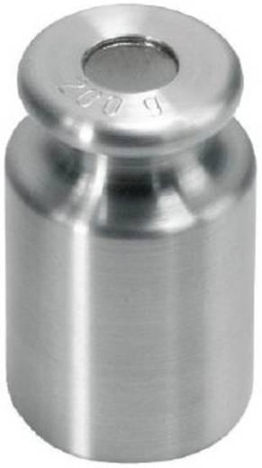 Kern 347-11 M1 gewicht 1 kg roestvrij staal fijngedraaid
