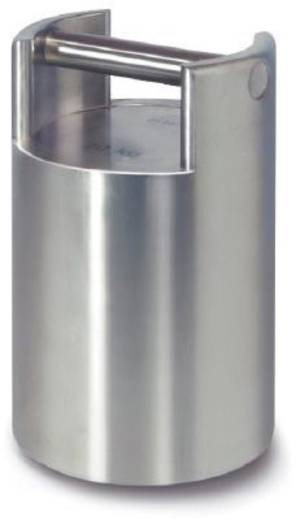 Kern 347-151 Testgewicht 20 kg roestvrij staal stapelbaar