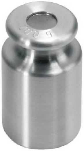 Kern 347-52 M1 gewicht 2 kg messing fijngedraaid