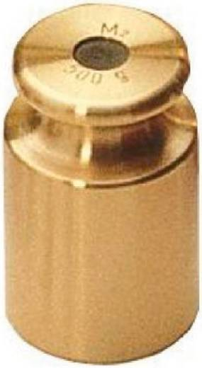 Kern 357-51 M2 gewicht 1 kg messing fijngedraaid