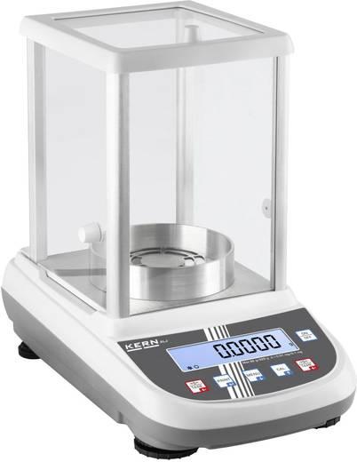 Kern ALJ 160-4A Laboratorium weegschaal Weegbereik (max.) 160 g Resolutie 0.001 g werkt op het lichtnet Zilver