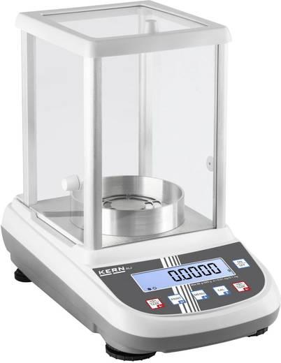 Kern ALJ 250-4A Laboratorium weegschaal Weegbereik (max.) 250 g Resolutie 0.001 g werkt op het lichtnet Zilver