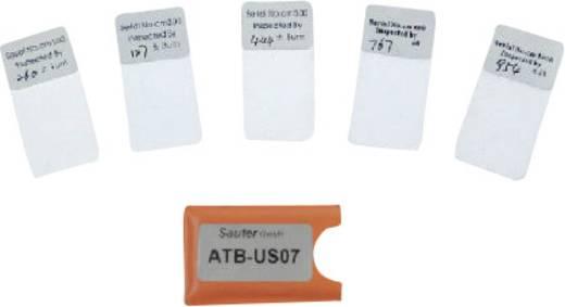 Sauter ATB-US07 Afstelfolie voor verhoogde meetnauwkeurigheid voor digitale laagdiktemeter SAUTER TB