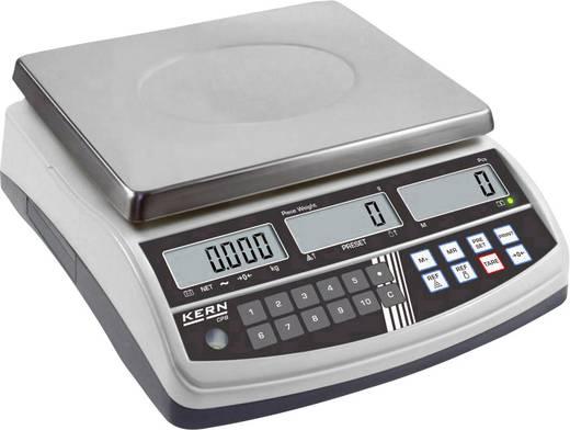 Kern CPB 30K5DM Telweegschaal Weegbereik (max.) 30 kg Resolutie 5 g, 10 g Werkt op het lichtnet, Werkt op een accu Zilver