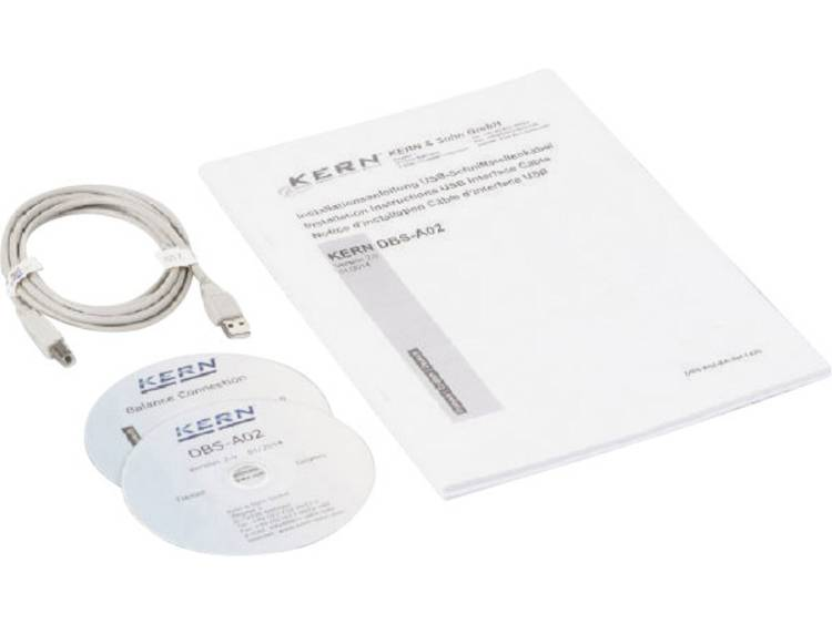 Kern DBS A02 USB interfaceset