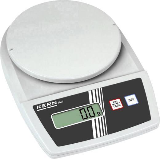 Kern Brievenweegschaal Weegbereik (max.) 6 kg Resolutie 0.1 g werkt op het lichtnet, werkt op batterijen Wit