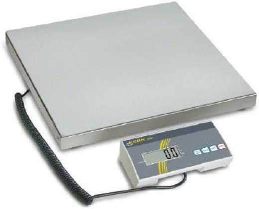 Kern Pakketweegschaal Weegbereik (max.) 150 kg Resolutie 50 g werkt op het lichtnet, werkt op batterijen Zilver
