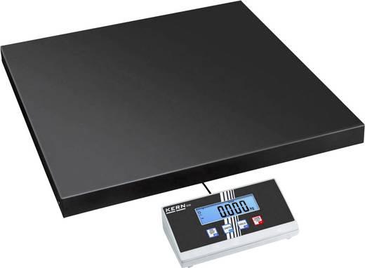 Kern EOE 150K50L Pakketweegschaal Weegbereik (max.) 150 kg Resolutie 50 g Werkt op het lichtnet, Werkt op batterijen Zilver