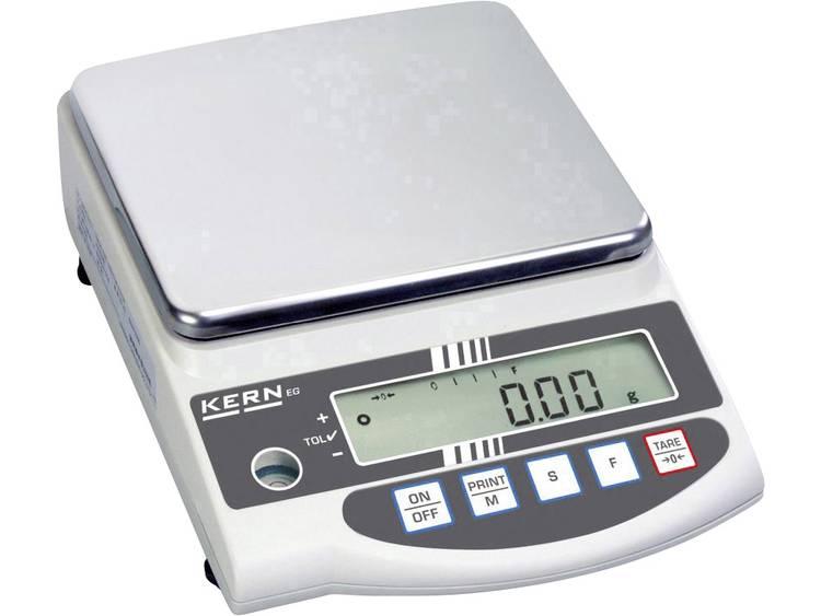 Kern EW 6200-2NM Precisie weegschaal Weegbereik (max.) 6.2 kg Resolutie 0.01 g Werkt op het lichtnet