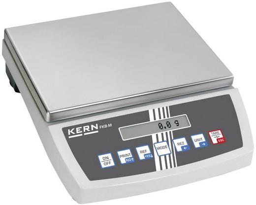 Kern FKB 65K0.2 Tafelweegschaal Weegbereik (max.) 65 kg Resolutie 0.2 g werkt op het lichtnet, werkt op batterijen, werkt op een accu Zilver