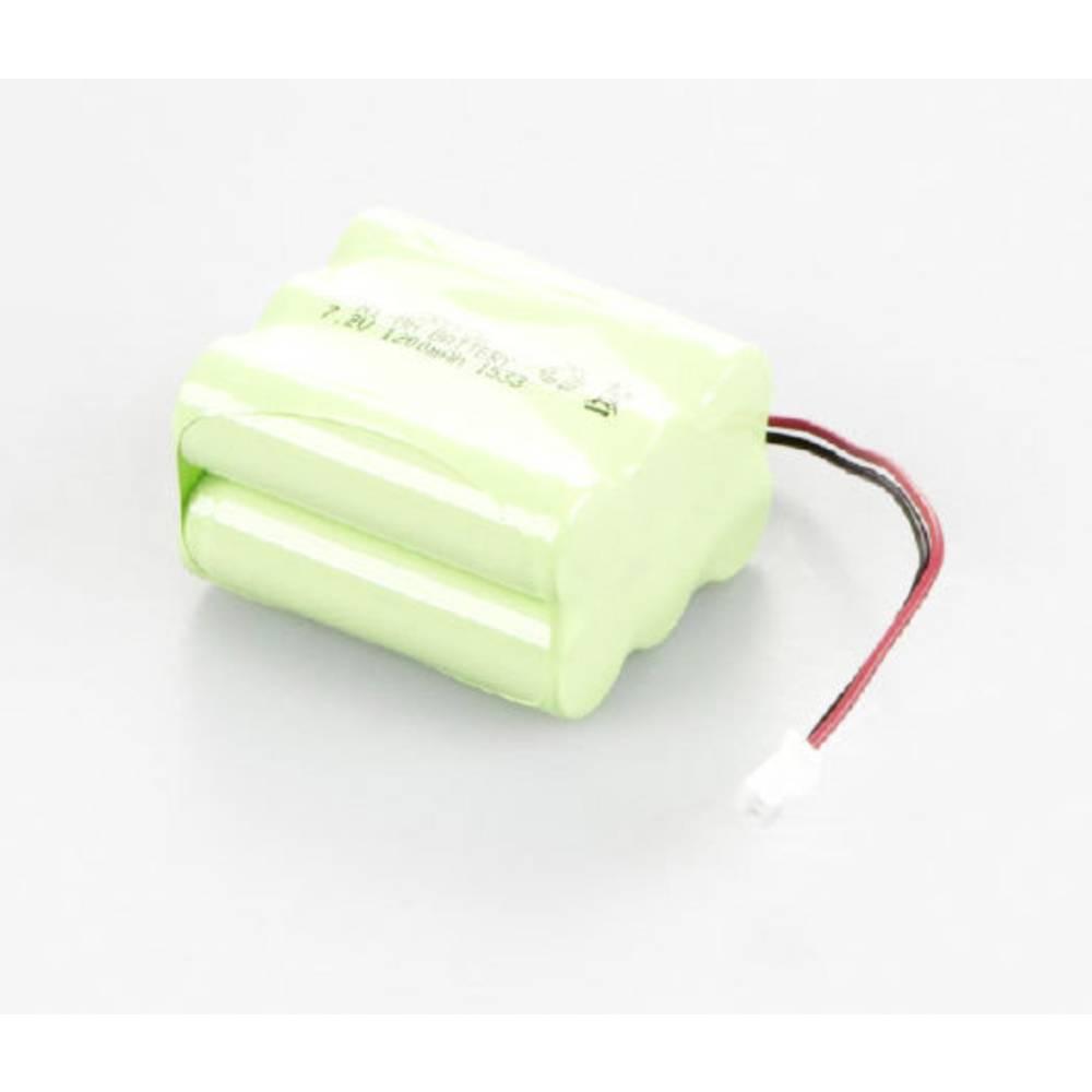 Kern FOB-A07 Drift via inbyggda, uppladdningsbara batterier, batteriladdningsindikator med LED i tre olika färger, för bordsvågarna KERN FOB (för modeller med