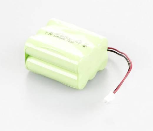Kern FOB-A07 Interne batterijvoeding. Batterijstatusaanduiding via driekleurige LED, voor tafelweegschaal KERN FOB (voo