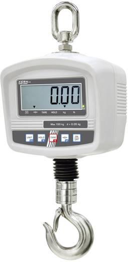 Kern HFB 150K50 Kraanweegschaal Weegbereik (max.) 150 kg Resolutie 50 g werkt op het lichtnet, werkt op een accu