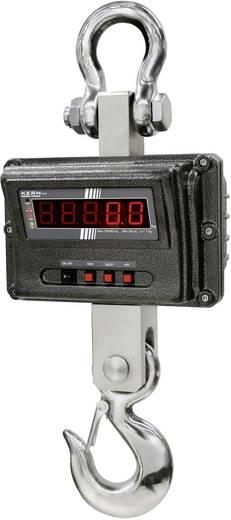 Kern HFM 1T0.1 Kraanweegschaal Weegbereik (max.) 1 t Resolutie 100 g werkt op het lichtnet, werkt op een accu