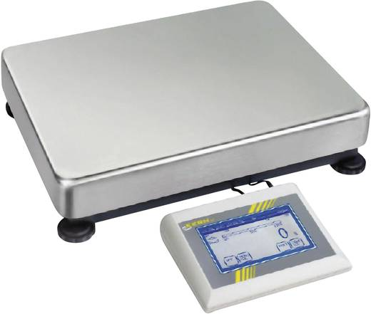 Kern IKT 100K0.5L Platformweegschaal Weegbereik (max.) 100 kg Resolutie 0.5 g Werkt op het lichtnet, Werkt op een accu Z