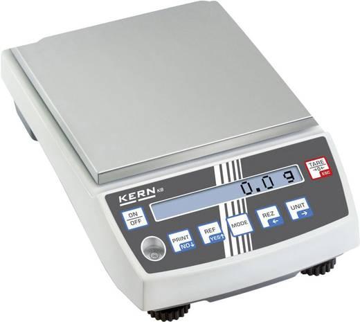 Kern KB 10K0.05N Precisie weegschaal Weegbereik (max.) 10 kg Resolutie 0.05 g werkt op het lichtnet, werkt op een accu Z