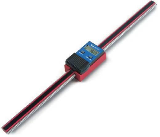 Sauter LB 300-2. Digitale lengtemeter, meetbereik 300 mm, afleesbaarheid 0,01 mm