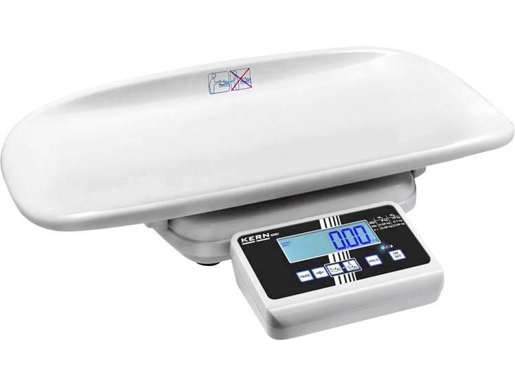 Kern MBC 20K10M babyweegschaal, Weegbereik (max.) bis 20 kg