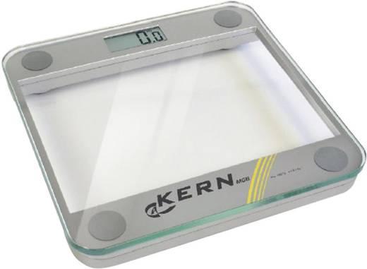 Kern Digitale personenweegschaal 150 kg Glas (helder), Zilver (mat)