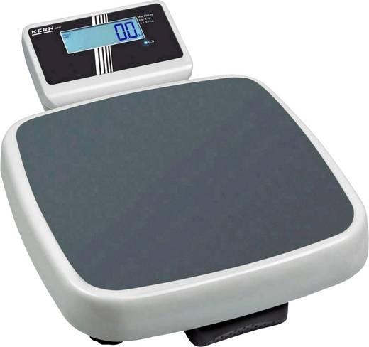 Kern Digitale personenweegschaal Geijkt, Kalibreerbaar 250 kg Wit, Grijs