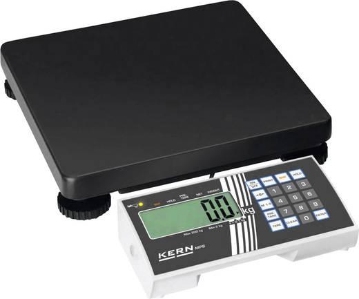 Kern MPS 200K100M Digitale personenweegschaal Geijkt, Kalibreerbaar 200 kg Zwart, Grijs