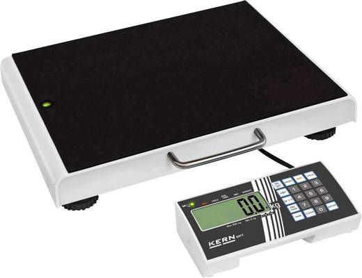 Kern Digitale personenweegschaal Geijkt, Kalibreerbaar 300 kg Zwart, Grijs