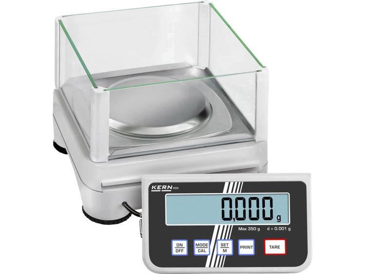 Kern PCD 250-3 Precisie weegschaal Weegbereik (max.) 250 g Resolutie 0.001 g Werkt op het lichtnet,
