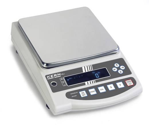 Kern PEJ 2200-2M Precisie weegschaal Weegbereik (max.) 2.2 kg Resolutie 0.01 g werkt op het lichtnet Zilver