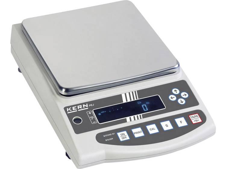 Kern PES 15000-1M Precisie weegschaal Weegbereik (max.) 15 kg Resolutie 0.1 g Werkt op het lichtnet