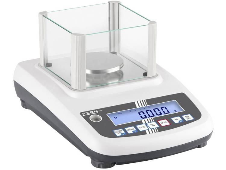 Kern PFB 120-3 Precisie weegschaal Weegbereik (max.) 120 g Resolutie 0.001 g Werkt op het lichtnet Z