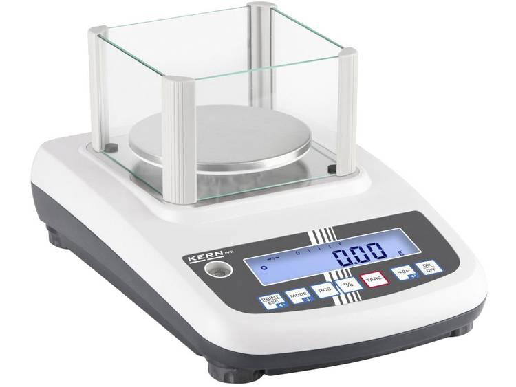 Kern PFB 1200-2 Precisie weegschaal Weegbereik (max.) 1.2 kg Resolutie 0.01 g Werkt op het lichtnet