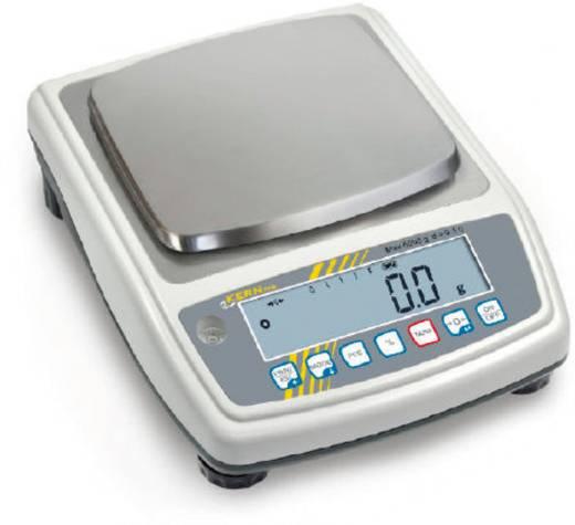 Precisie weegschaal Kern PFB 6000-1 Weegbereik (max.) 6 kg Resolutie 0.1 g Zilver