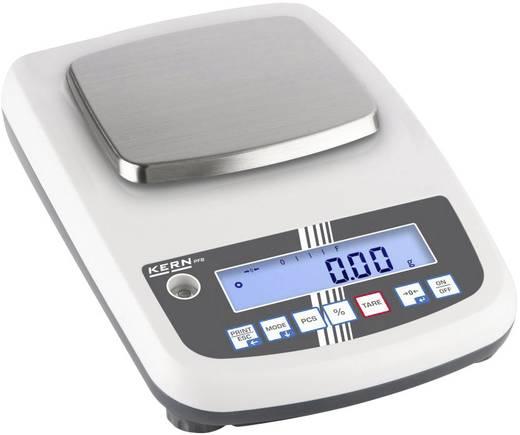 Kern PFB 6K0.05 Precisie weegschaal Weegbereik (max.) 6 kg Resolutie 0.05 g werkt op het lichtnet Zilver